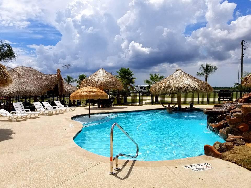 galveston bay rv resort marina adult pool