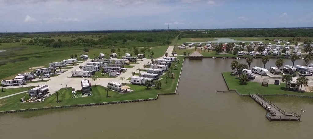 galveston bay rv resort marina image 1